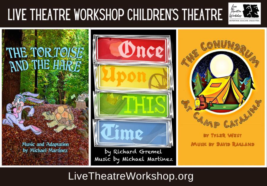 Live Theatre Workshop Tucson Children's Season 2021