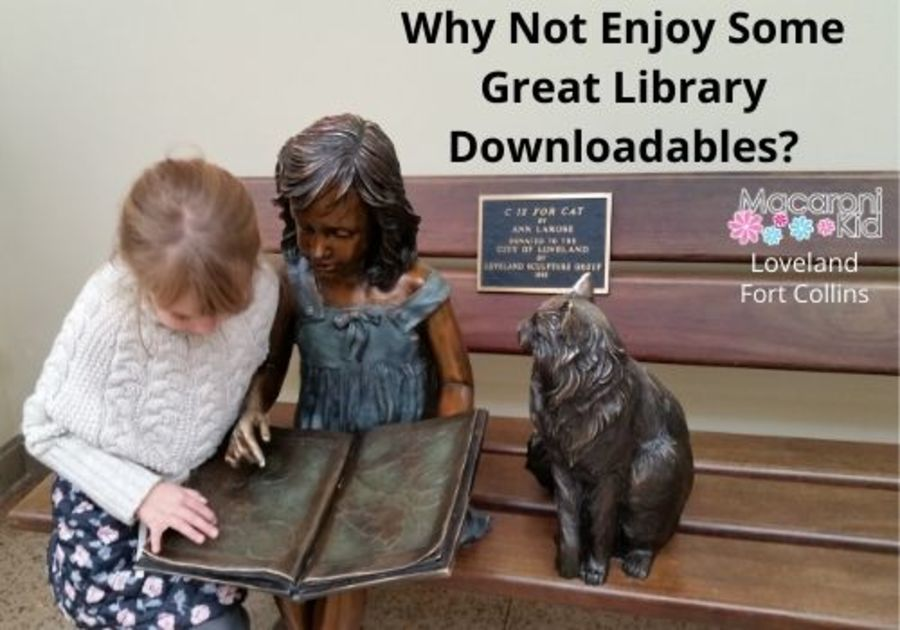 Why Not Enjoy Some Great Library Downloadables?