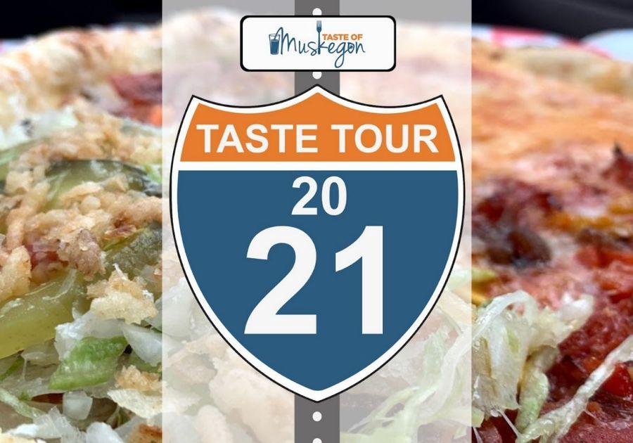 Taste of Muskegon Taste Tour 2021