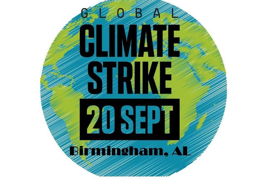 Youth-led Global Climate Strike Event happening in Birmingham, Alabama