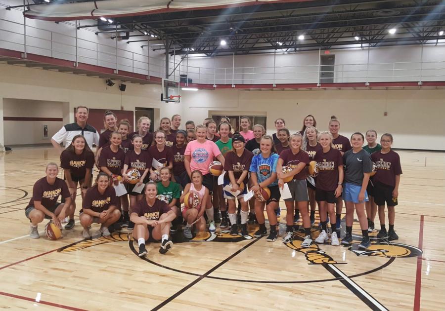Gannon University Women's Basketball Camps