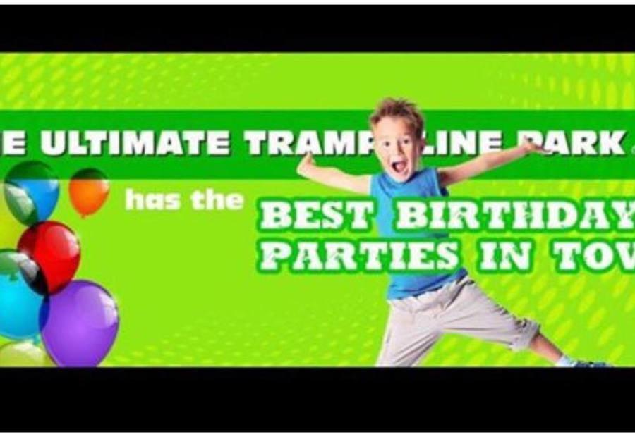 Rockin Jumps Roseville Best Birthday Parties