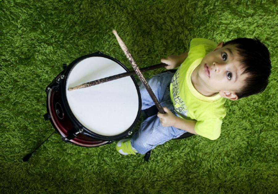 kid drum