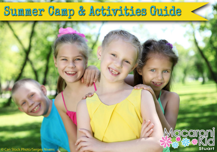 Macaroni Kid Stuart Summer Camp Guide