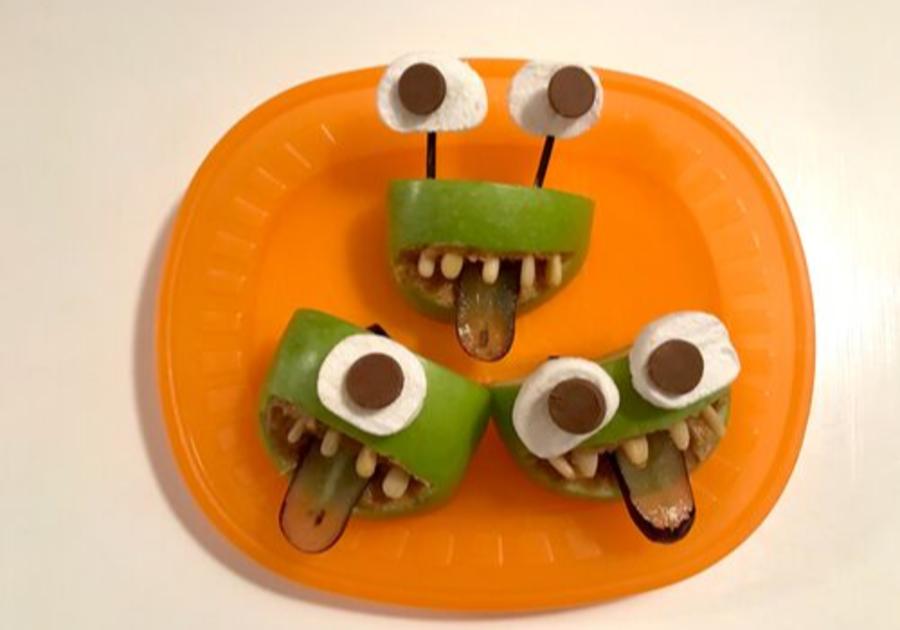 Halloween treat craft