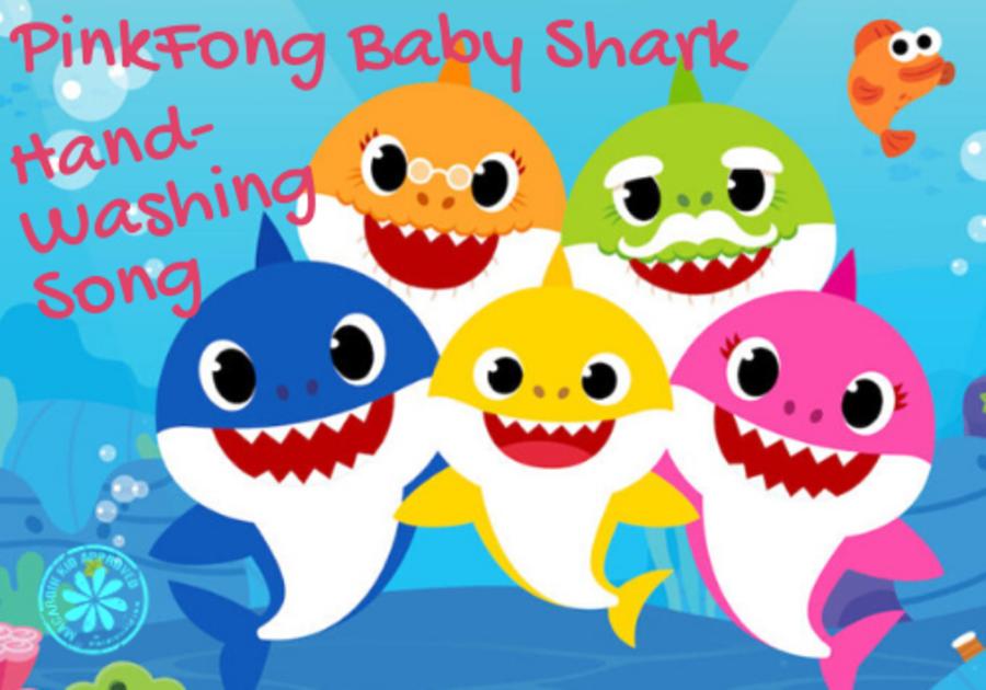 Baby Shark Handwashing