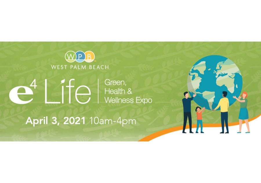 E4 Life: Green, Health & Wellness Expo at the South Florida Science Center and Aquarium