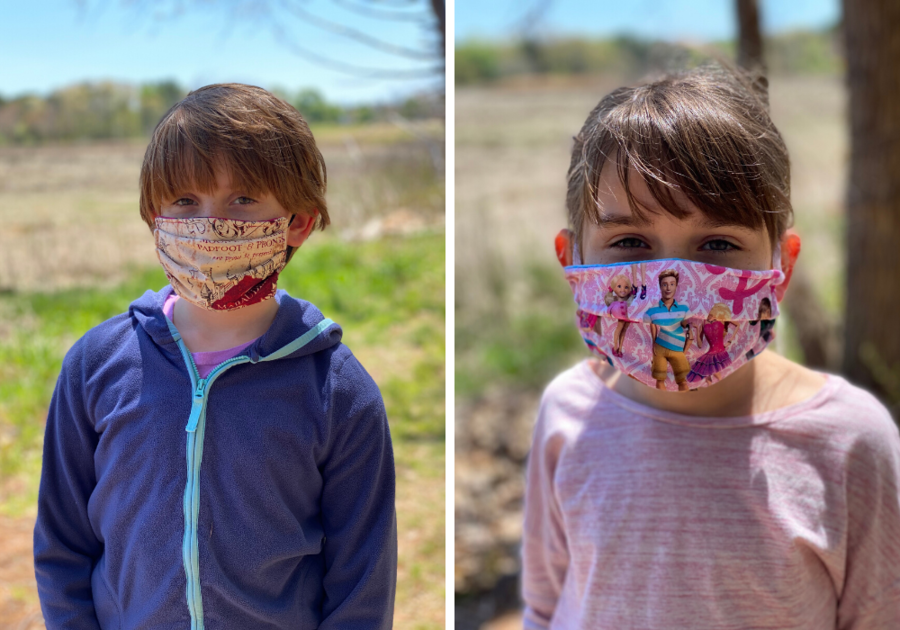 Where to buy masks for kids on Boston's South Shore