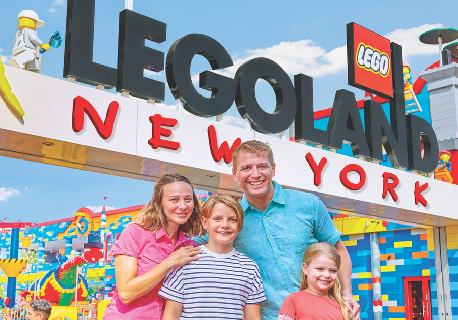 LEGOLAND® New York Resort discount