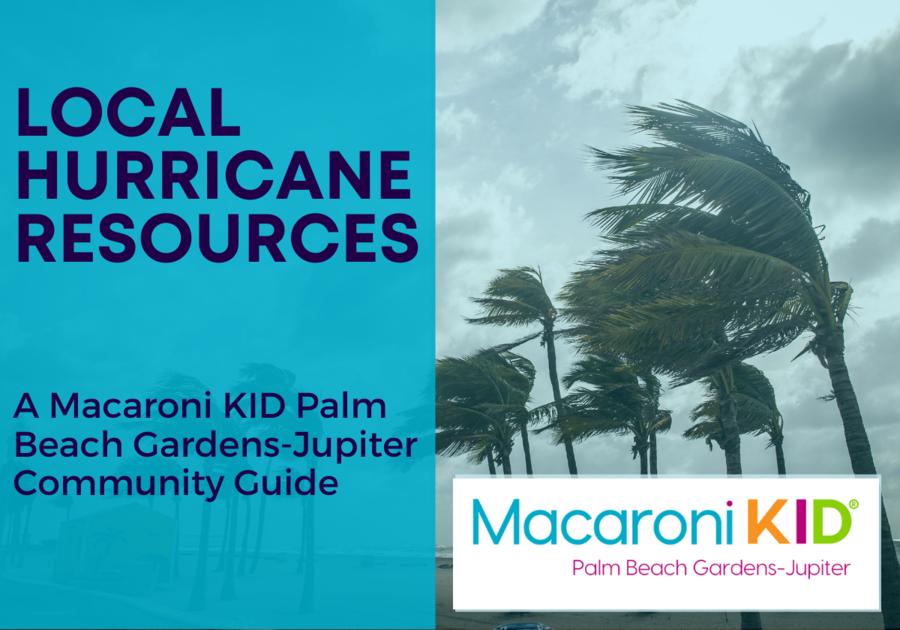 Local Hurricane Resource Guide