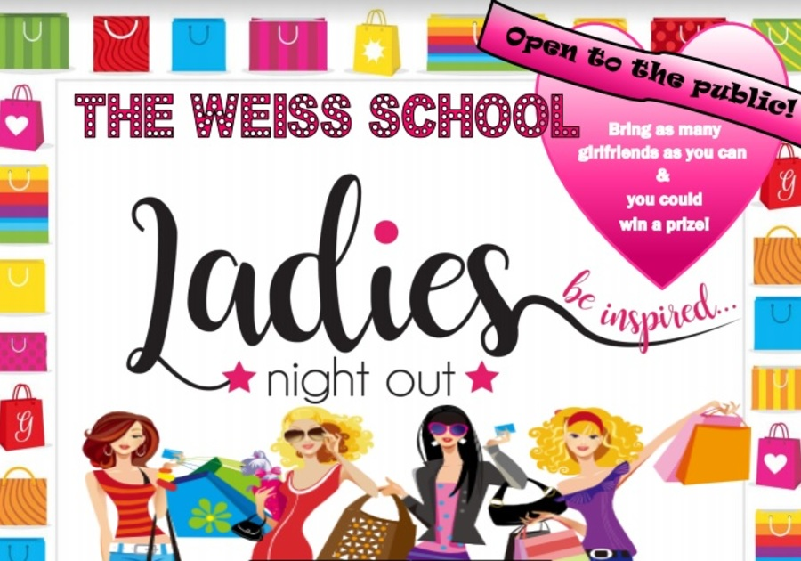 Ladies Night Out Weiss School
