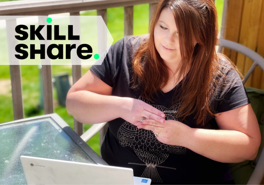 Sign up for a free 2 week trial of Skillshare