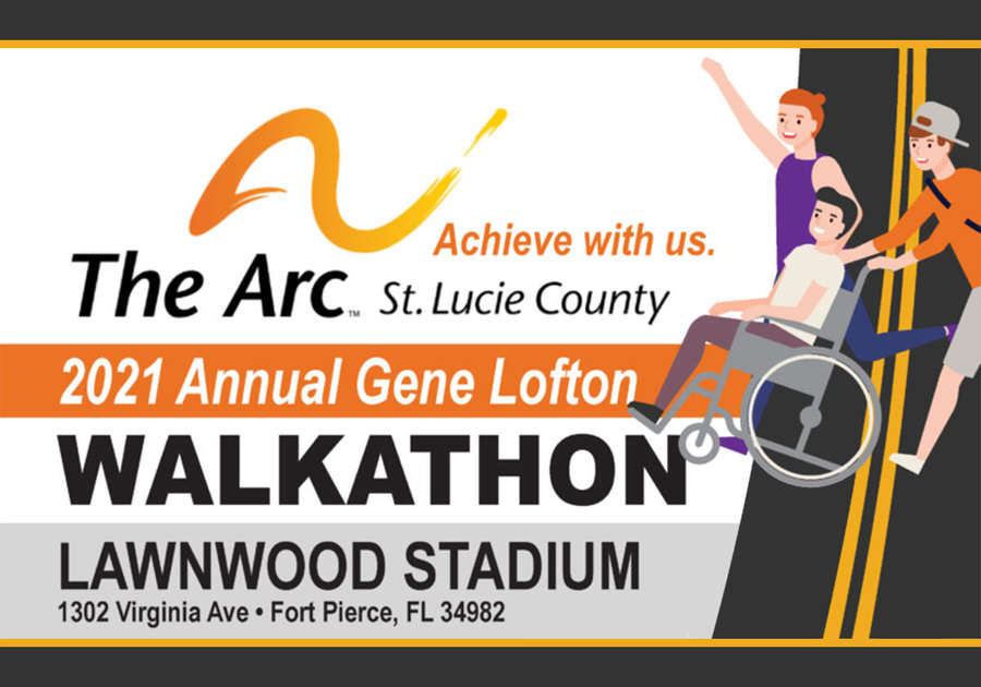 Arc of SLC 2021 Gene Lofton Walkathon