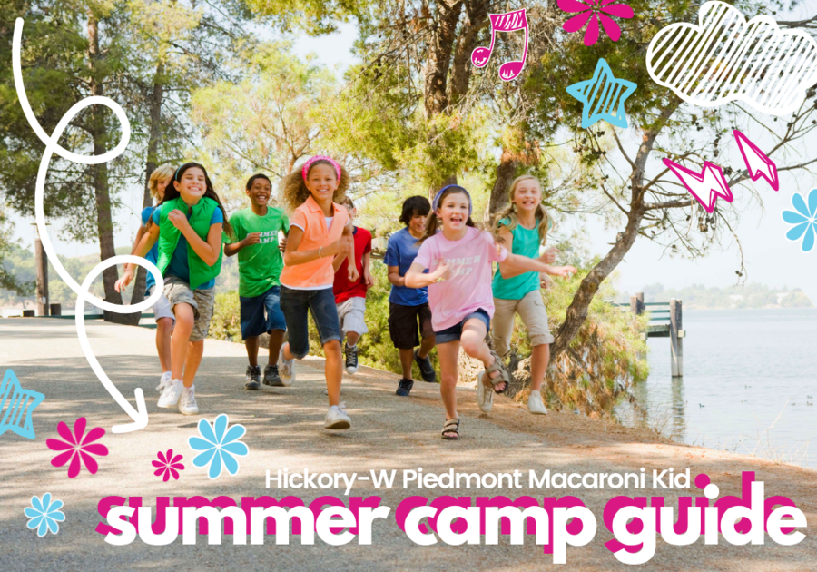 hickory nc summer camp information
