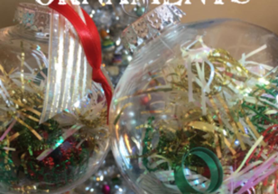 Festive Ornament Crafts