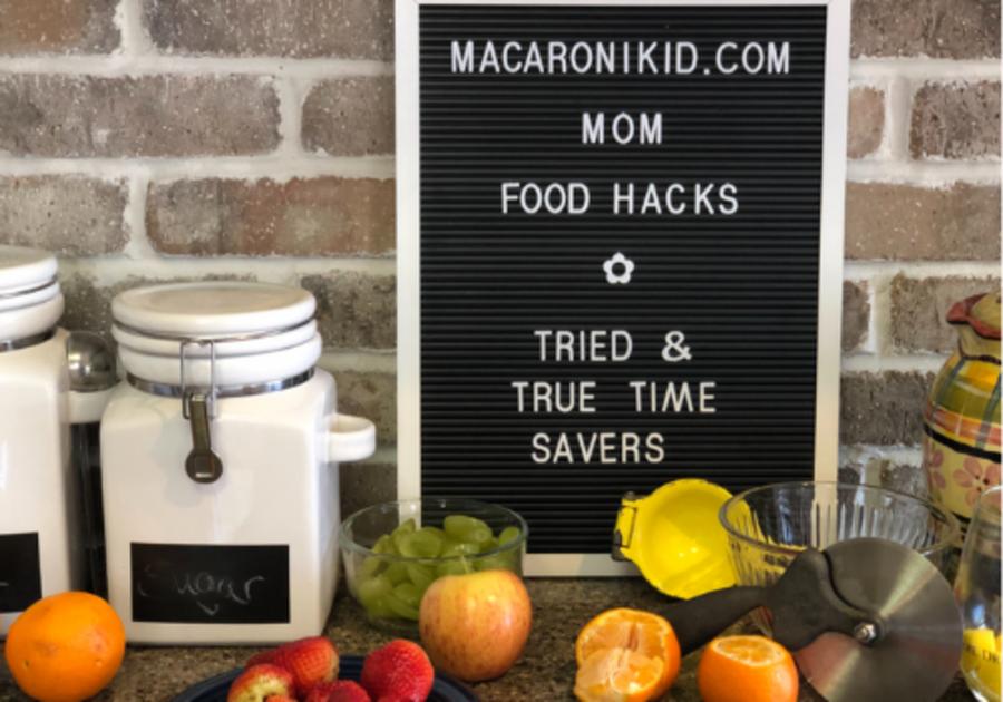 MacKid Mom Hacks In the Kitchen