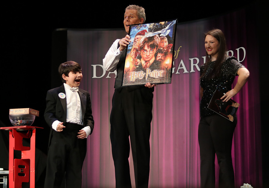 2nd Annual Magic Moments Magic Show coming to the Lyric Theatre January 26th, 2020. Family fun in Birmingham, Alabama