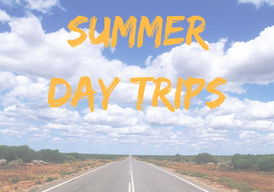 Summer Day Trips near Bergen County