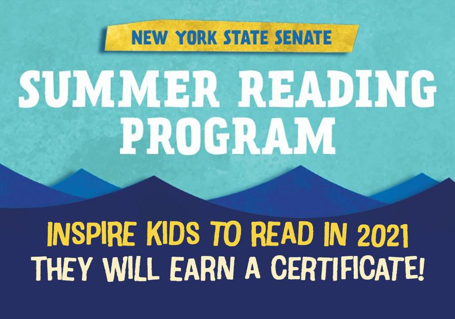 summer reading program in ny state for kids