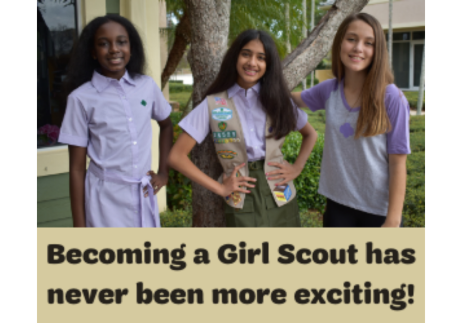 Girl Scouts of Southeast Florida Becoming a Girl Scout