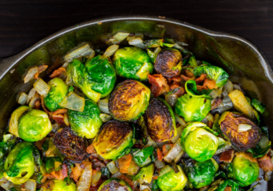 Brussel Sprouts 3 ways