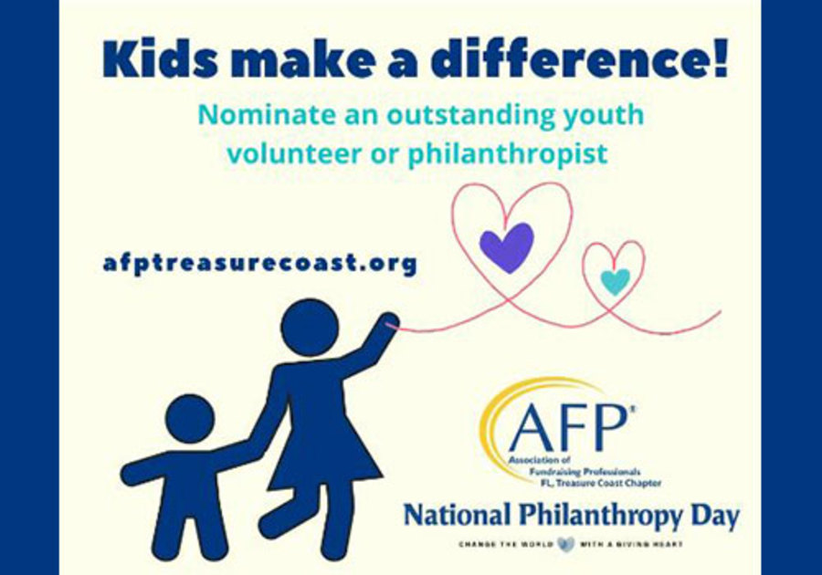 Kids Make A Difference 2020 National Philanthropy Day