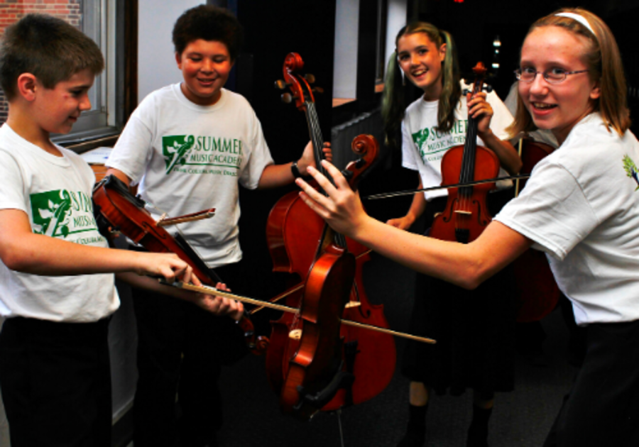 Young Artists Debut Orchestra ERie Pa