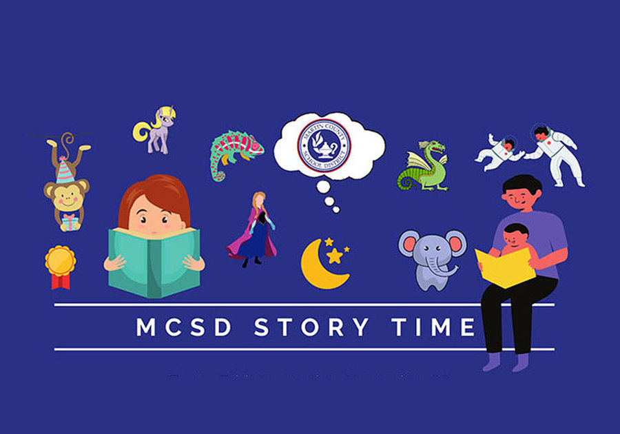 Martin County School District Virtual Story time
