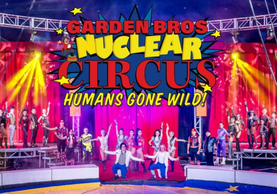 Garden Bros Nuclear Circus