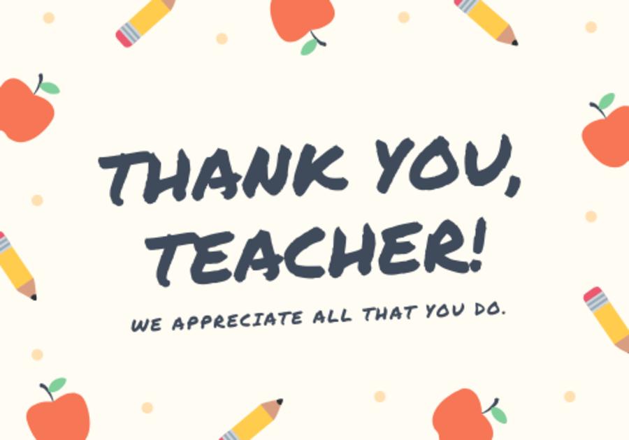 teacher appreciation week ideas during distance learning