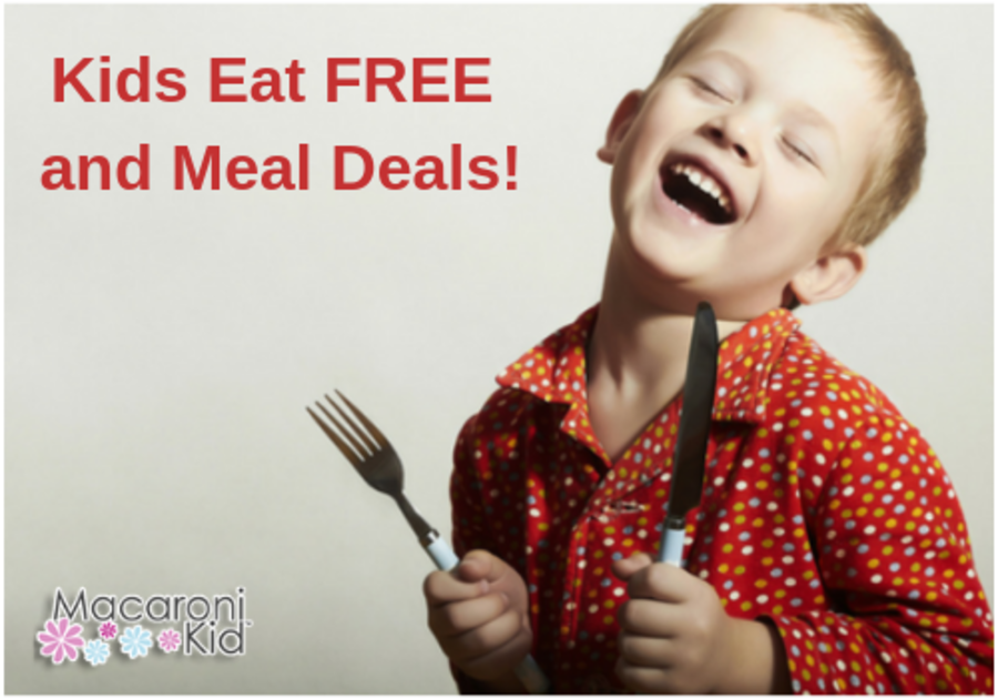 Kids Eat Free and Meal Deals