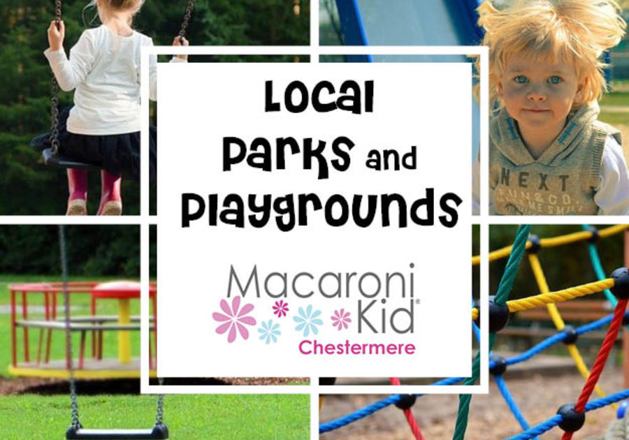 Chestermere Langdon Parks & Playgrounds