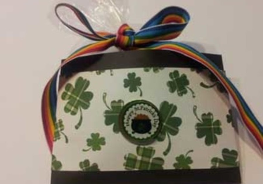 St. Patrick's Day Treat Pouches