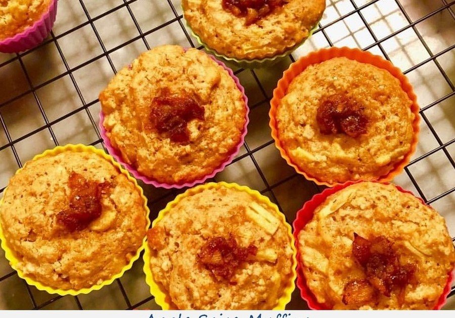 apple spice muffins, things to do lower manhattan