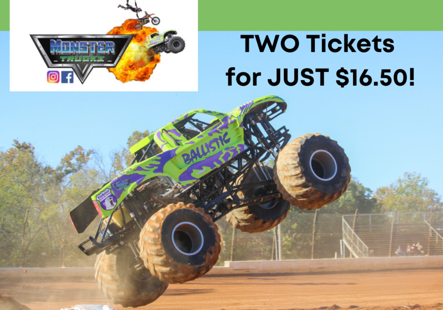 Monster Truckz Extreme Tour at Palm Beach International Raceway
