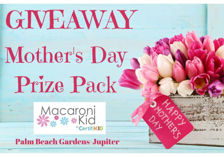 Amazing Celebrate Mother's Day Giveaway