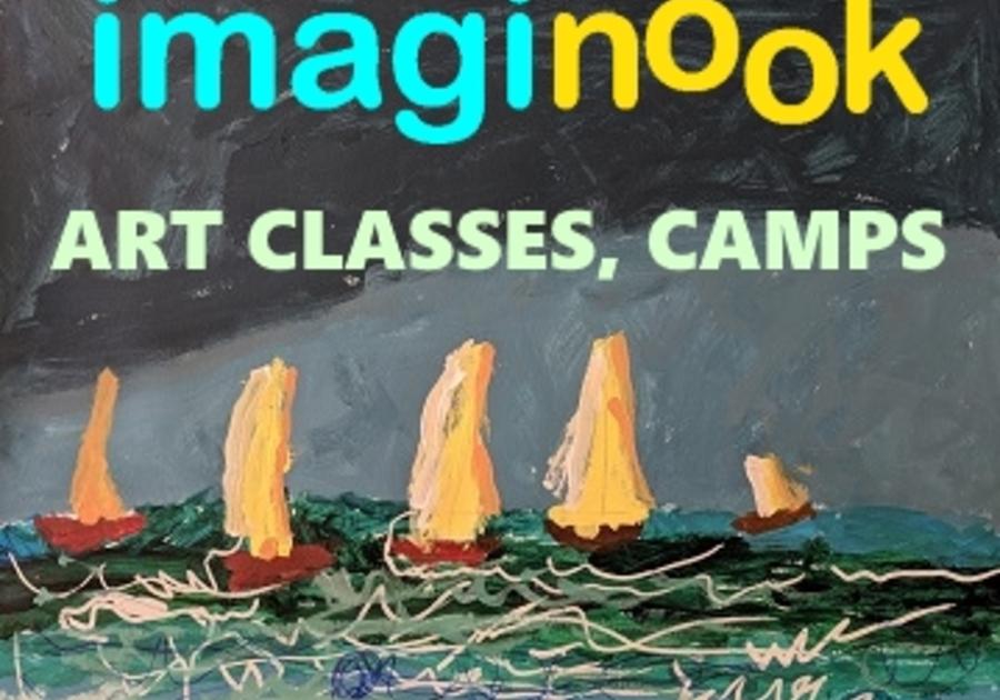 Imaginook Art Classes, Camps & More