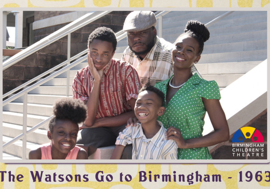 The Watsons Go to Birmingham 1963, new production by Birmingham Children's Theatre