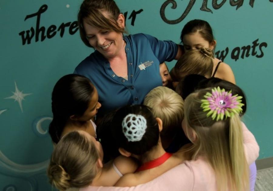 Neisha's Dance and Music Academy raises funds for Haitian Orphanage San Diego