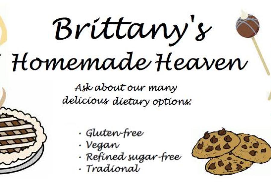 Brittany's Homemade Heaven Baked Goods
