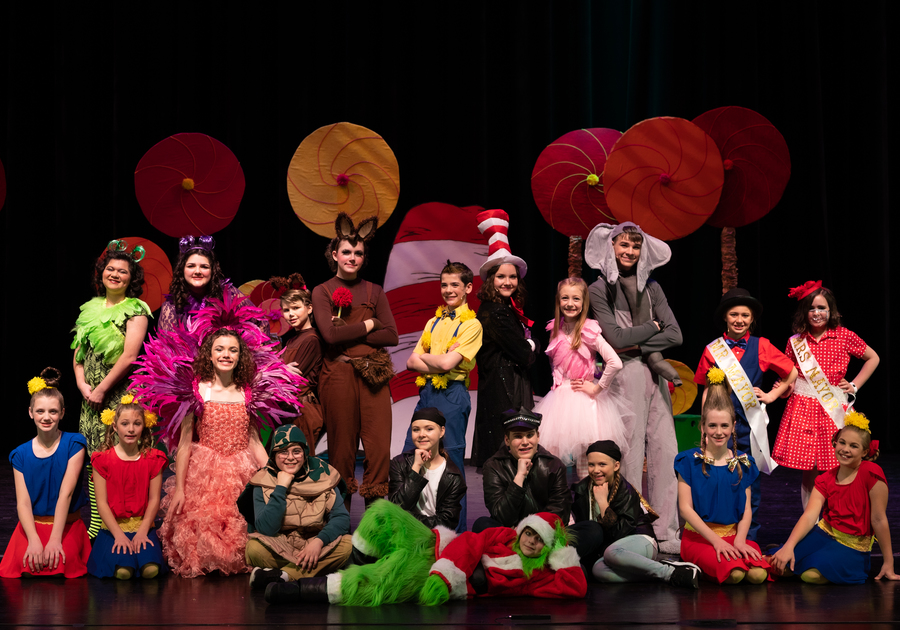 Seussical the Musical NoCo Theatrix
