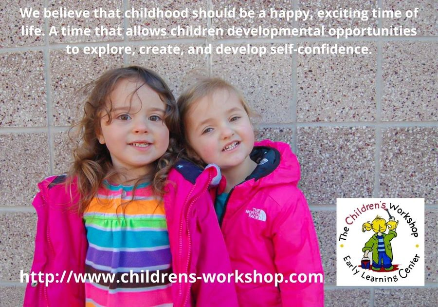 _We Believe That Childhood Should Be a Happy Exciting Time of Life