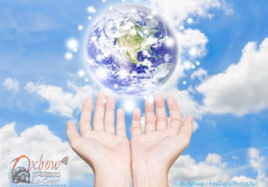 Oxbow Eco-Center Earth Day