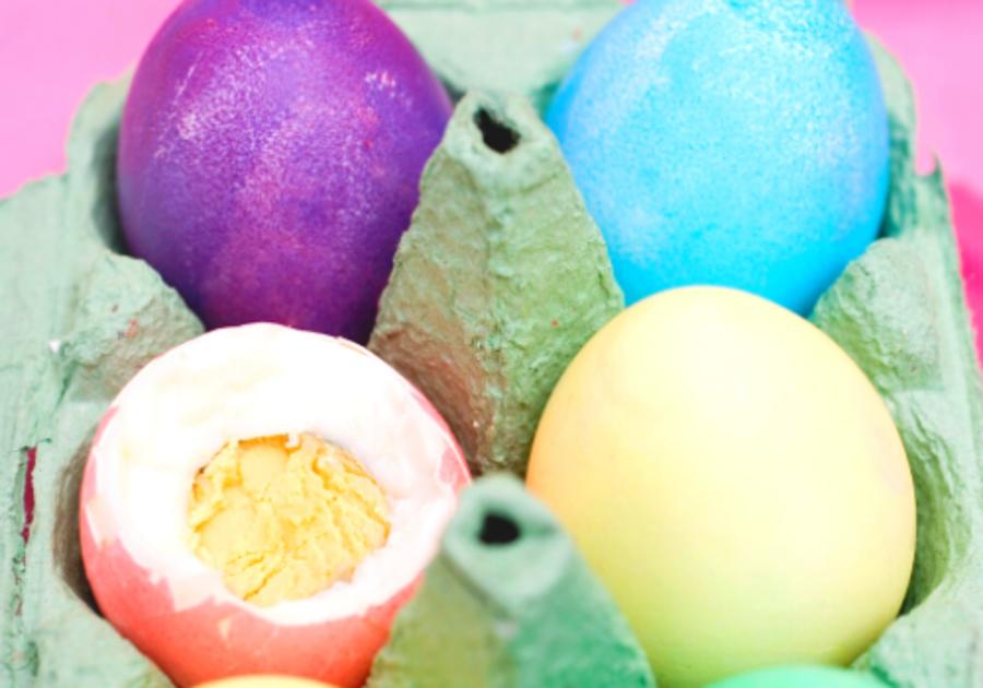 Hard Boiled Easter eggs what to make leftover