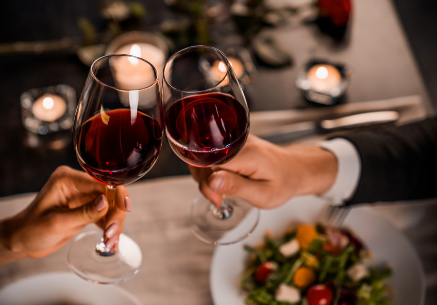 BYOB Restaurants in Bergen County for Valentine's Day