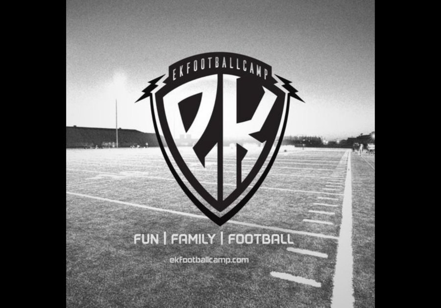 ek football camp is an all ages summer camp. Whether you're a QB, RB, WR, or TE, EK Football Camp will help you grasp the fundamentals of your position, and basic offensive and defensive strategies.