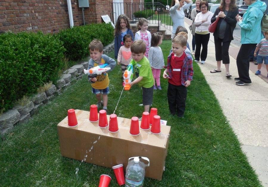 Macaroni Kid Summer Fun Party 2015