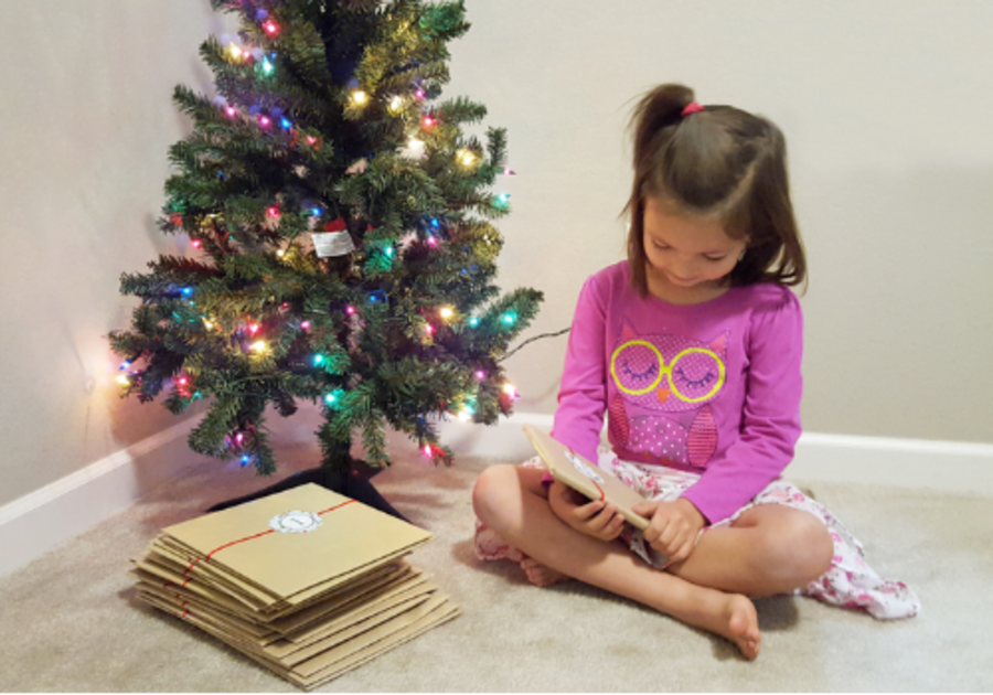 Christmas Countdown books a holiday tradition
