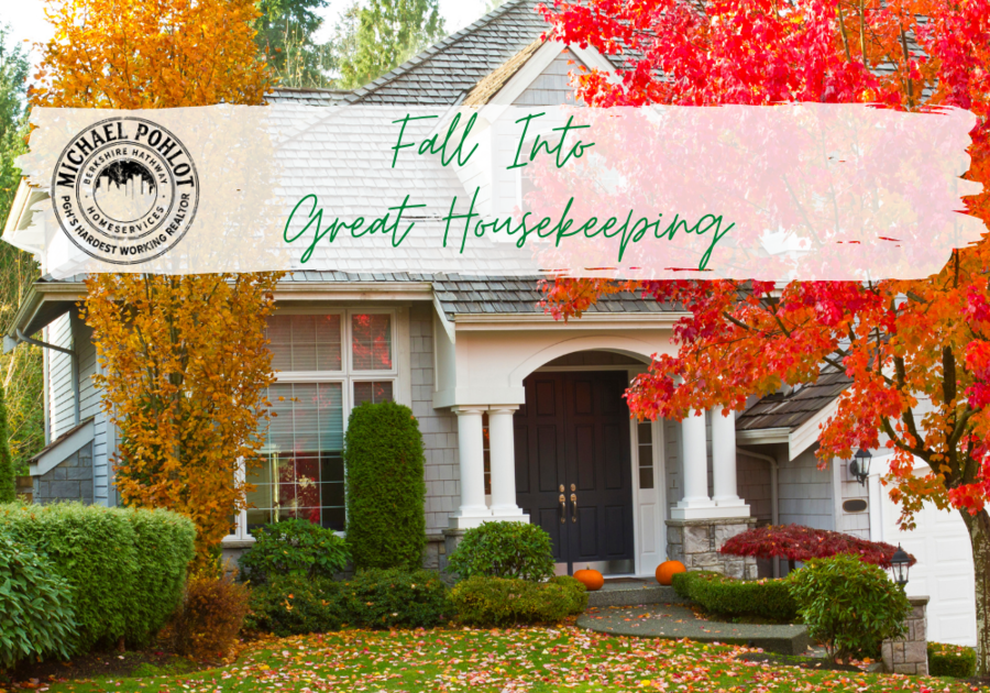 Fall Into Great Housekeeping