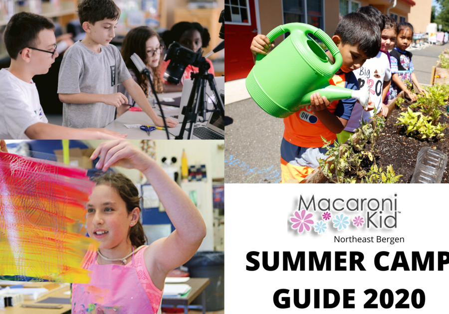 summer camps in bergen county 2020